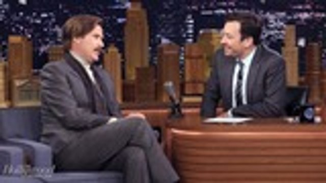 Will Ferrell Reprises Role as 'Anchorman' to Promote  Ron Burgundy Podcast   THR News