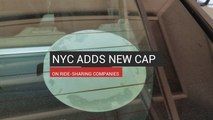 NYC Adds New Cap On Ride-Share Companies
