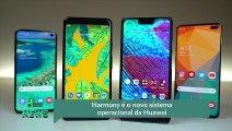 Harmony é o novo sistema operacional da Huawei