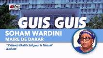 Guis Guis Soham Wardini dans Jakaarlo bi du 09 Aout 2019