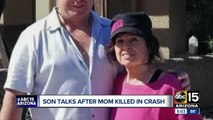 Family speaks out after woman was hit and killed by alleged street racer
