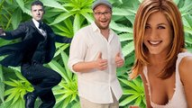 Top 10 Celebrity Potheads