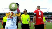 EA Guingamp - US Orléans (1-0)  - Résumé - (EAG-USO) / 2019-20