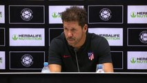 Simeone lauds Joao Felix as Atletico Madrid win 2-1 over Juventus in ICC