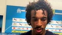 OM 0-2 Reims : la réaction de Luiz Gustavo