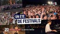 Festival : à la découverte des Nuits du château de la Moutte