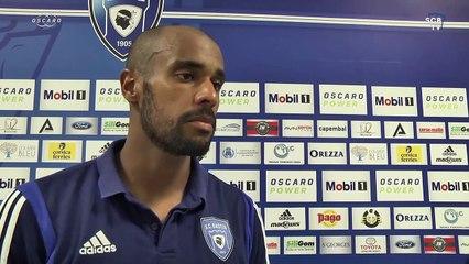 Bastia 3-1 Reims : Réaction de G. Coulibaly