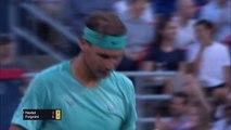 ATP Montreal: Nadal bt Fognini (2-6 6-1 6-2)