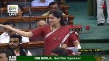 Navneet Kaur Mindblowing Speech On Article 370 In Lok Sabha - Jammu Kashmir - Amit Shah - TD24