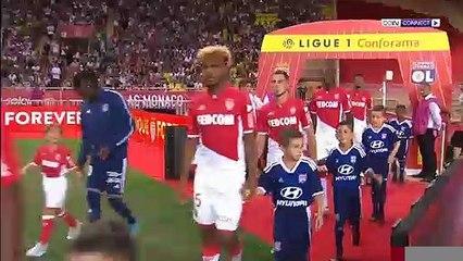 Ligue 1 19/20 Highlights: Monaco 0-3 Lyon