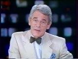 """Antenne 2 - 25 Juillet 1989 - Pubs, teasers, JT Nuit, météo, """"60 secondes"""""""