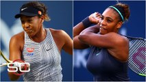 Serena Williams plays Naomi Osaka for the 1st time since 2018 US Open meltdown _ SportsCenter