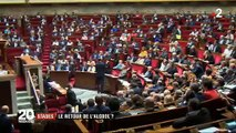 """La ministre de la Santé, Agnès Buzyn, opposée à l'hypothèse d'un retour de l'alcool dans les stades: """"La ferveur n'a pas besoin d'alcool pour s'exprimer dans nos stades"""" - VIDEO,"""