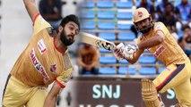TNPL 2019 : Vijay shankar : முதல் பந்தில் ஷாக் கொடுத்த விஜய் ஷங்கர்- வீடியோ