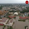 Heavy rain lashes Mysuru, over 1,000 people shifted to relief camps