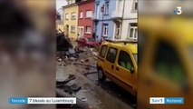 Une puissante tornade a touché la France et le Luxembourg