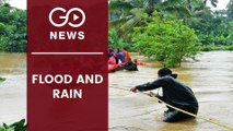 Floods Batter West And South India
