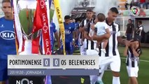 Le résumé de Portimonense-Belenenses (0-0) avec de belles parades d'Herve koffi.