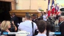 Var : Signes rend hommage à son maire Jean-Mathieu Michel