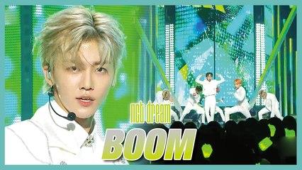 [HOT] NCT DREAM  - BOOM  , 엔시티 드림 - BOOM  Show Music core 20190810