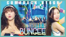 [Comeback Stage] OH MY GIRL - BUNGEE (Fall in Love)  ,  오마이걸 - BUNGEE(Fall in Love) Show Music core 20190810