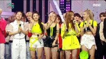 [HOT] 8월 2주차 1위 '있지 - ICY(ITZY - ICY)' Show Music core 20190810