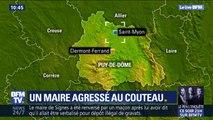 Le maire de Saint-Myon, dans le Puy-de-Dôme, raconte son agression