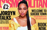 Jordyn Woods not comfortable with public scandal