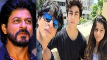 Shahrukh Khan opens up about Aryan Khan & Suhana Khan | FilmiBeat