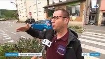 Intempéries : tornade spectaculaire dans l'est de la France