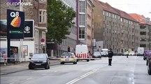 Danemark : une explosion touche un commissariat à Copenhague