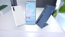 Samsung unveils Galaxy Note 10s, Apple Card invites go out to select few