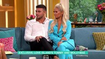 Love Island's Tommy and Molly-Mae on Their Exclusive Relationship Outside the Villa - This Morning