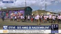 Nantes: les proches de Steve Maia Caniço réalisent une chorégraphie pour lui rendre hommage