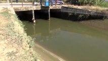 Sulama kanalında kaybolan iki kişinin cesetlerine ulaşıldı