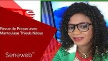 Revue de Presse du 10 Aout 2019 avec Mantoulaye Thioub