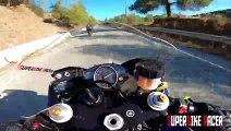 Yamaha R6 Beast Mode On !!! GoPro Helmet View !!!