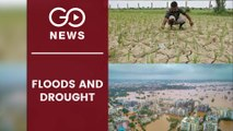 Country Battles Dual Onslaught Of Floods & Drought