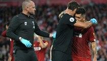 أليسون يزيد من معاناة ليفربول
