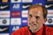 Replay : Tuchel and Sarabia's Press conference before Paris Saint-Germain-Nîmes Olympique