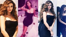 Disha Patani gets trolled again for her pose in a bathtub, Here's why | FilmiBeat
