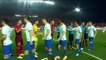 Marouane Fellaini scores as Shandong Luneng beat Hebei CFFC 3-0 in CSL