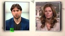 """Trafficking"" and Jeffrey Epstein w Conchita Sarnoff"
