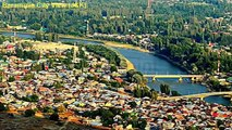 Baramulla City in Kashmir  City View of Baramulla in Jammu Kashmir  Beautiful Kashmir City