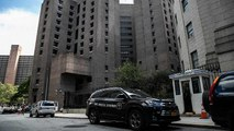 Suicide du financier américain Jeffrey Epstein