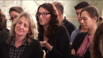 II - Toni Morrison meets with French students