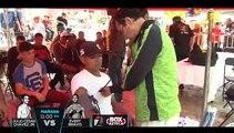 Julio César Chávez Jr. VS Evert Bravo. | Azteca Deportes