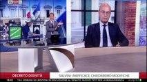 Alvise Maniero SkyTG24 6/08/2019 - MoVimento 5 Stelle