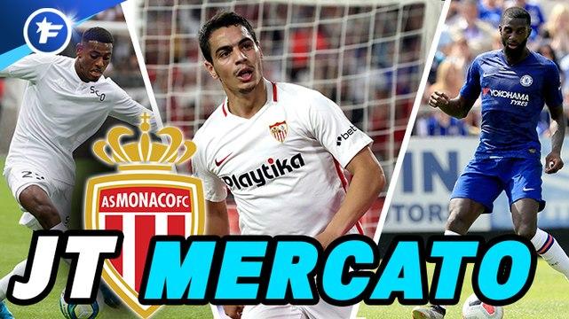 Journal du Mercato : Monaco s'active dans tous les sens, le Napoli cherche la perle rare