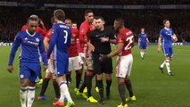 Chelsea 1-0 Manchester United  Kante Hits A Stunner  Emirates FA Cup Quarter-final 201617
